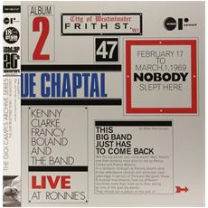 Kenny Clarke Francy Boland Big Band - Rue Chaptal - Live At Ronnie's