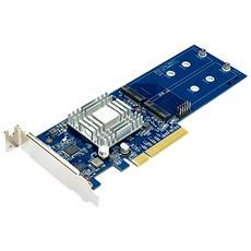 Adattatore SSD / M. 2 M2D17