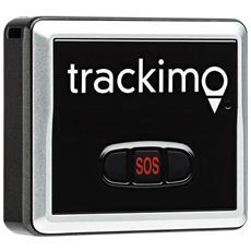 Tracciatore GPS 2G / GPS / GSM con Funzione SOS Colore Nero