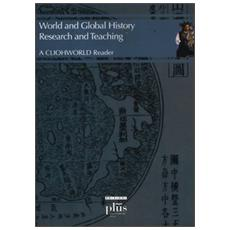 World and global history. Research and teaching