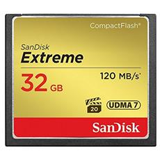 Card Compact Flash 3100580 32gb Extreme