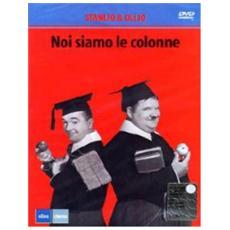 Dvd Noi Siamo Le Colonne (1940)