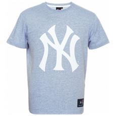 T-shirt Uomo Prism Nyy Xs Grigio
