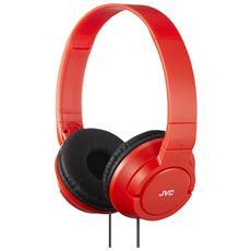 Cuffie HA-S180-RN colore Rosso