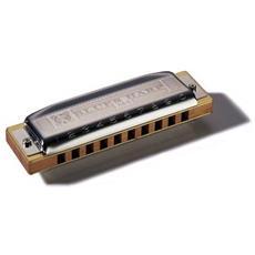 Pro Harp 20 Voci Re Key Of D Ms-system Richter. Ideale Per Musica Blues - Pro Harp Re