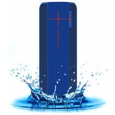 Speaker Wireless Portatile Megaboom Bluetooth / NFC colore Blu