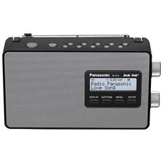 RF-D10EG-K Radio Compatibile DAB / DAB+