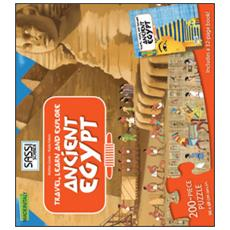 Ancient Egypt. Travel, learn and explore. Con gadget