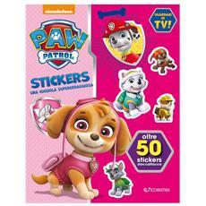 Paw Patrol - Una Cucciola Supercoraggiosa (Libro+Stickers)