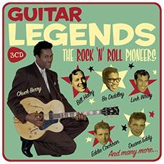 Guitar Legends (Rock'N'Roll) (3 Cd)