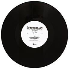 "Heartbreaks - Polly Remixed (10"")"