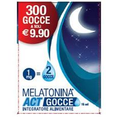 Melatonina Act Gtt 15ml