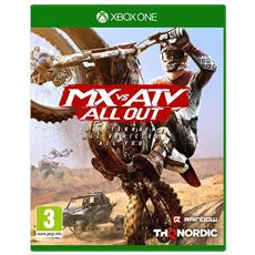 THQ - XONE - MX Vs ATV All Out - Day one: DIC 18