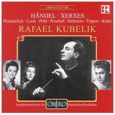 Georg Friedrich Handel - Xerxes. Kubelik (3 Cd)