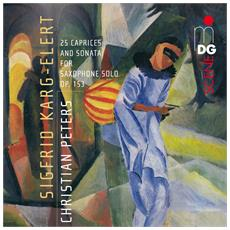 Peters, Christian - Karg Elert : Caprices And Sonatas F