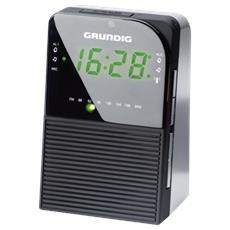 Radiosveglia Elettronica SC795 Colore Nero