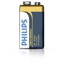 ExtremeLife+ 6LR61E1B - Batteria 9V Alcalina