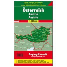Austria 1:150.000