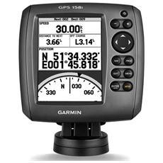 GPS 158i - GPS Cartografico 5'' standalone con antenna GPS integrata