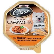 Ricette Di Campagna Tacchino E Riso Integrale In Una Deliziosa Salsa 150 Gr