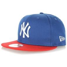 Snapback Yankees S-m Blu Rosso