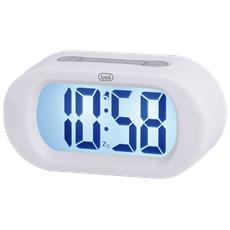 Orologio Digitale Trevi Sld 3870 Bianco