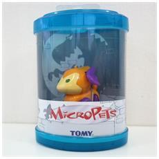 Micropets Kuda Arancione -piccol Animale Interattivo Programmabile-5/6 Cm. -giochi Preziosi