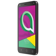 "U5 Nero 8 GB 3G Dual Sim Display 5"" HD Slot Micro SD Fotocamera 2 Mpx Android Italia"