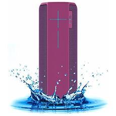 Speaker Wireless Portatile Megaboom Bluetooth / NFC colore Viola