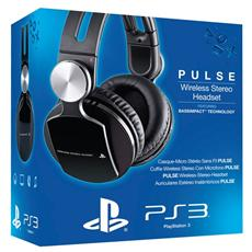 Cuffie Wireless Premium per PS3 e PC