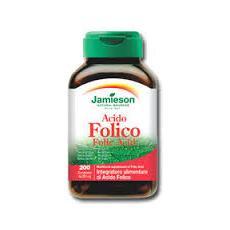 Acido folico 200 capsule neutro