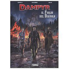 Il figlio del diavolo. Dampyr