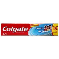 Dentifricio Family Action 75 Ml.