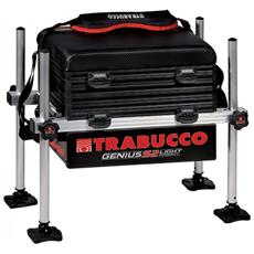 Panchetto Genius Box S2 Nero Unica