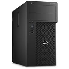 Workstation Precision T3620 Intel Core i7-6700 Quad Core 3.4 GHz Ram 16GB SSD 512GB Nvidia Quadro P2000 DVD±RW 6xUSB 3.0 Windows 7/10 Pro