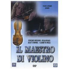 Dvd Maestro Di Violino (il)