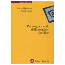 Psicologia sociale delle relazioni familiari