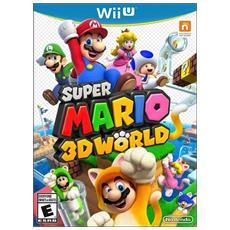 WiiU - Super Mario 3D World