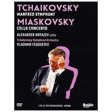 Dvd Tchaikovsky-vladimir Fedoseiev A. #04