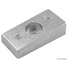 Anodo magnesio 75/225 mm 36x72