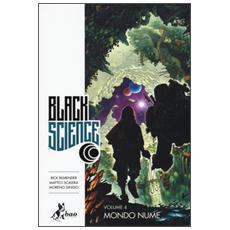 Remender Rick Scalera Matteo - Black Science 4