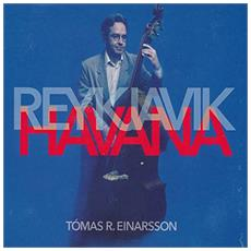Einarsson, Tomas R - Reykjavik Havana (4Cd)