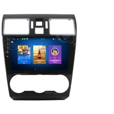 Autoradio Subaru Xv Android 6.0 Fulltouch Wifi 3g Bluetooth Gps Mp3 Usb Sd Full Hd Mirror Link