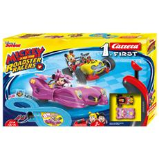 FIRST Mickey and the Roadstar Racers - Minnie 63019