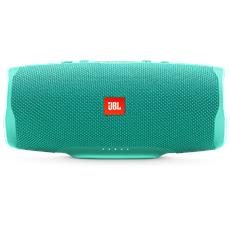 Speaker Audio Portatile Charge 4 Wireless Bluetooth Impermeabile IPX7 Colore Turchese