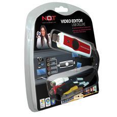 USB per Acquisizione Video Colore Bianco / Rosso