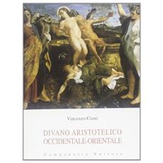 Divano aristotelico occidentale-orientale