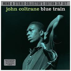 John Coltrane - Blue Train - Mono & Stereo Collector's Edition (2 Lp)