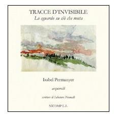 Tracce d'invisibile. Lo sguardo su ciò che muta. Ediz. italiana e spagnola