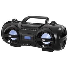 Stereo Portatile CMP 850 BT Boombox Music Blaster Lettore CD Supporto MP3 porta USB ingresso AUX / Slot SD Bluetooth